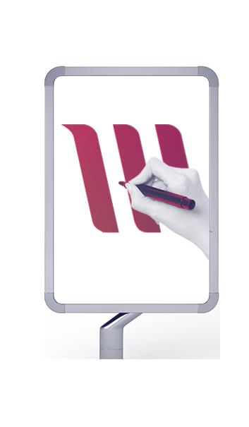 Merchandising, signalétique et kit de vente