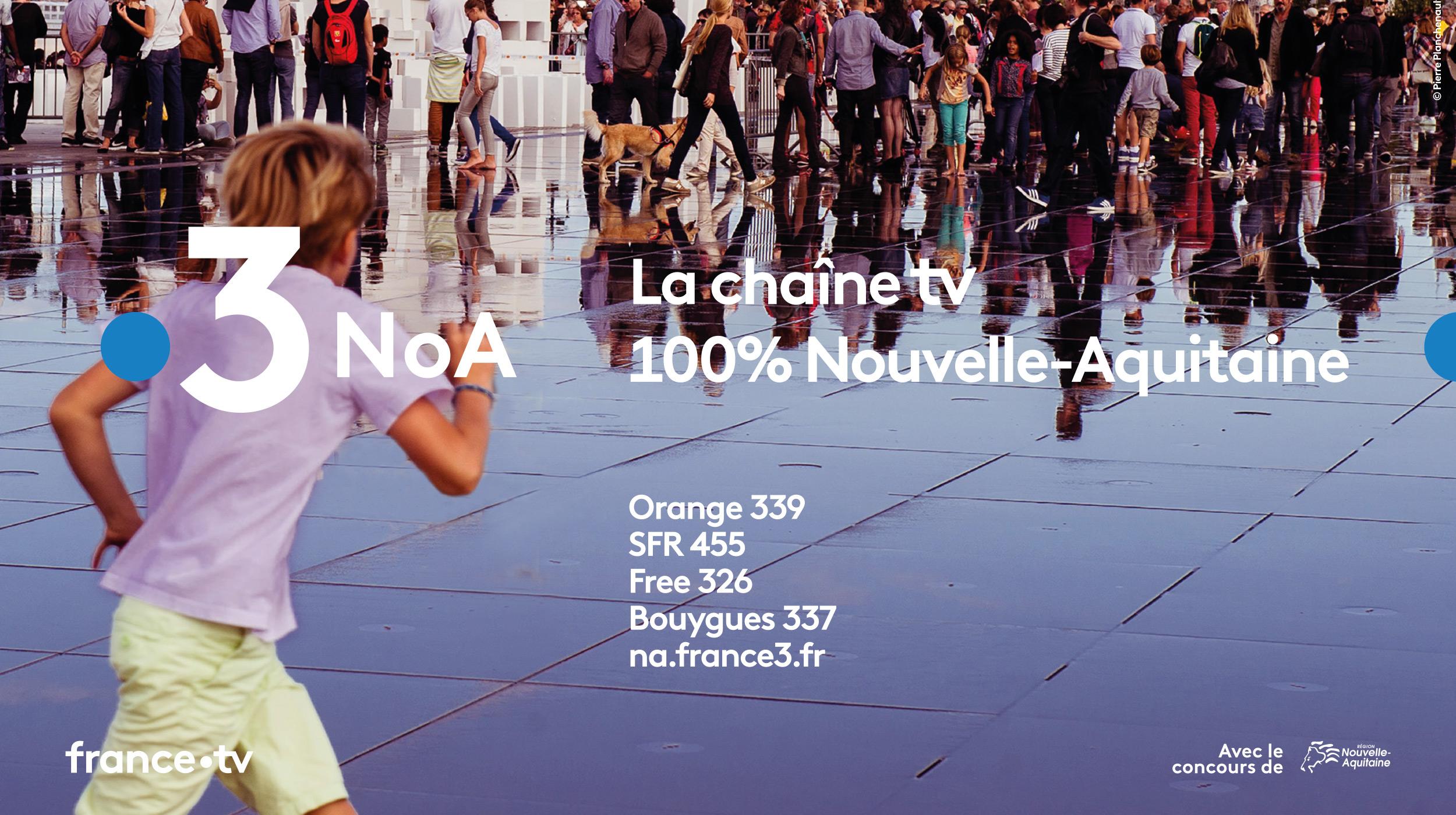 Annonce presse France 3 NOA