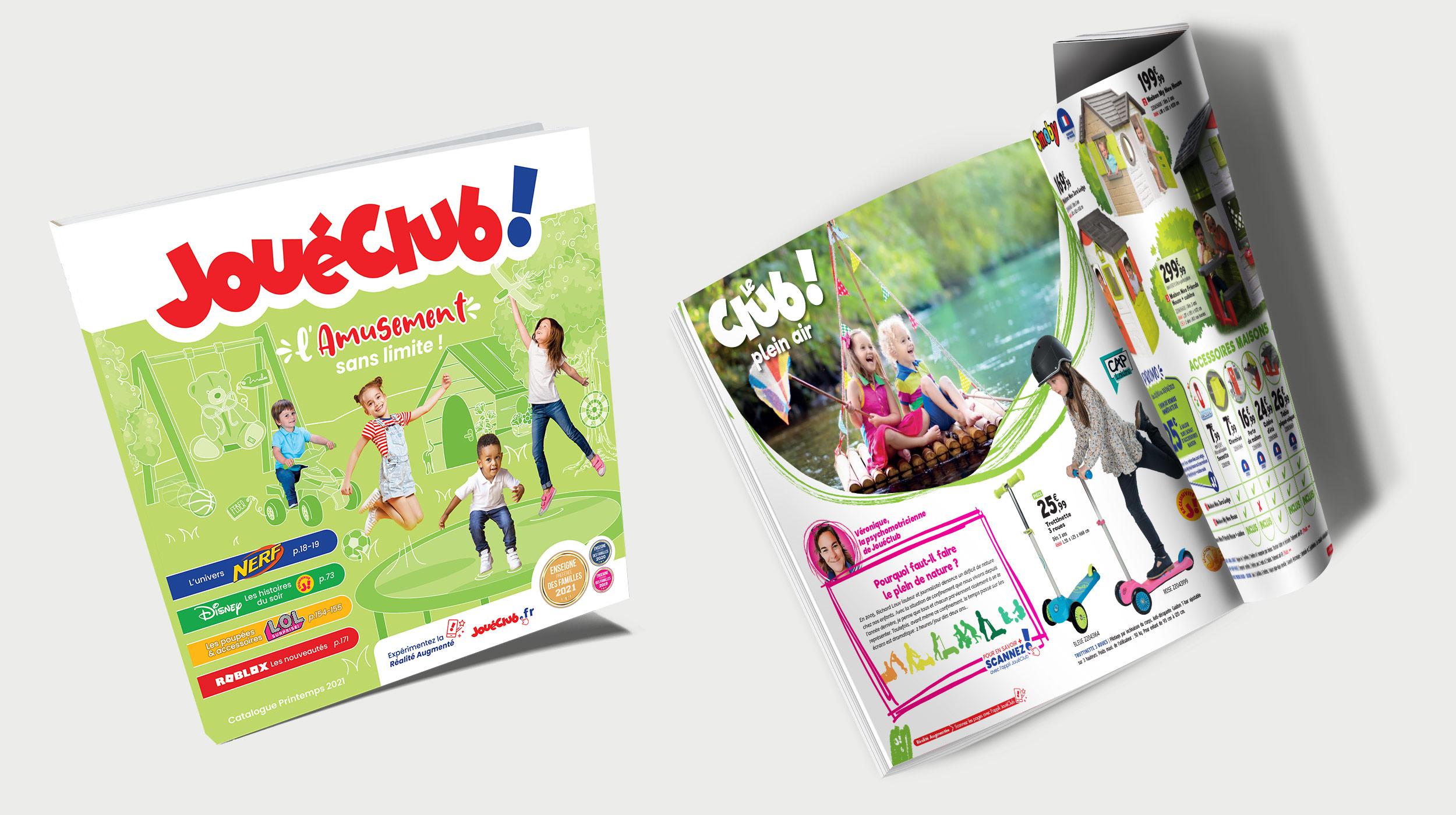 Catalogue Printemps 2021 JouéClub