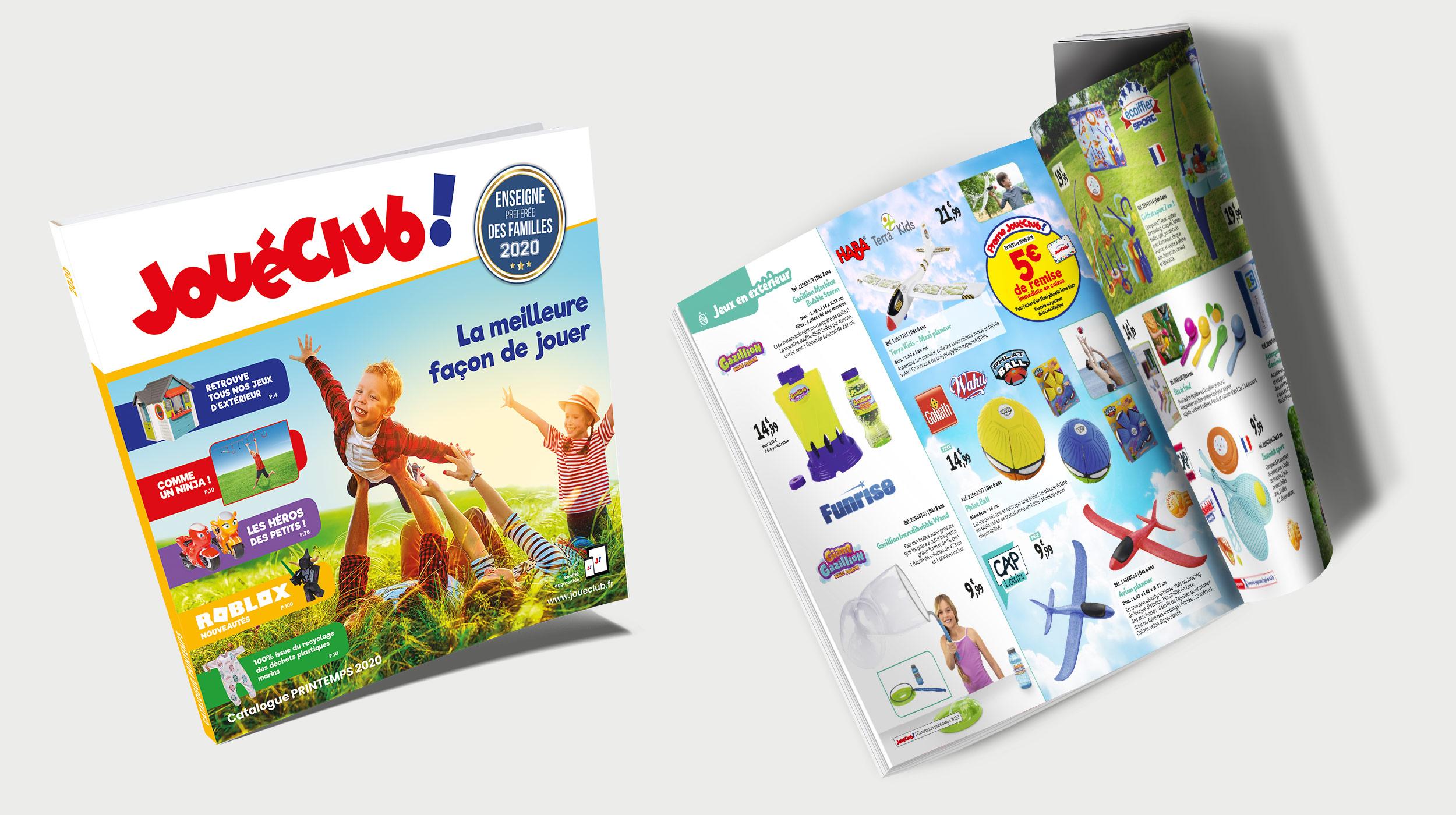 Joué Club - Catalogue Printemps