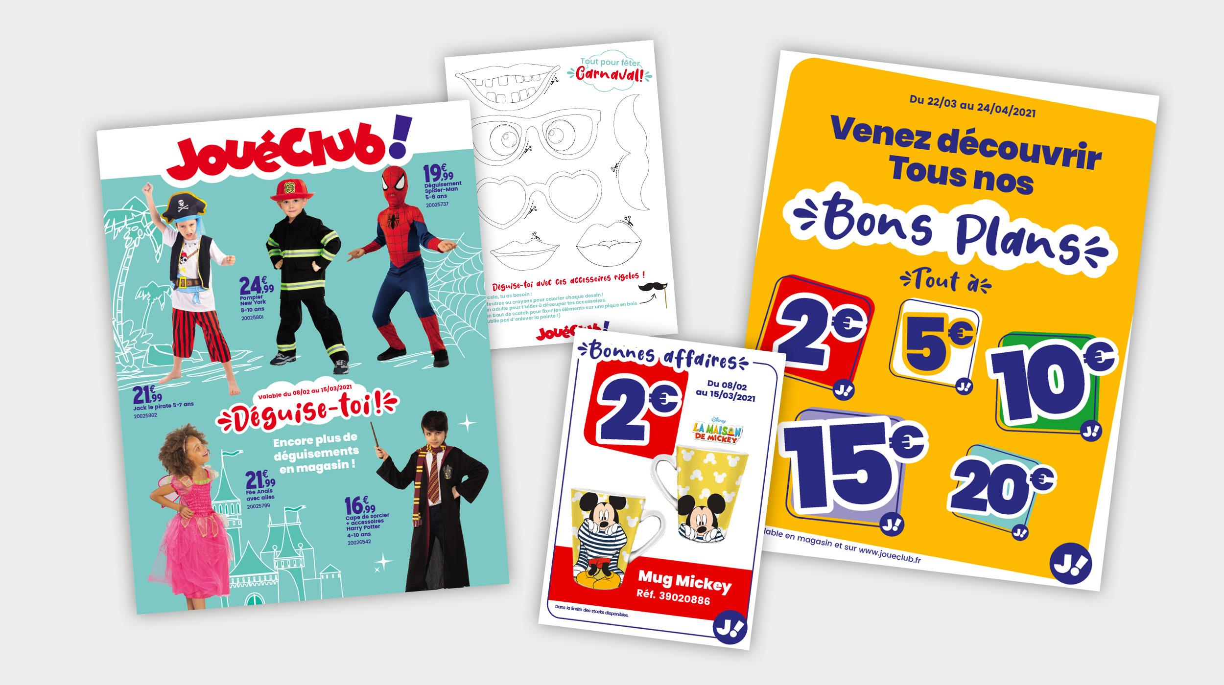 Kit de Comm JouéClub