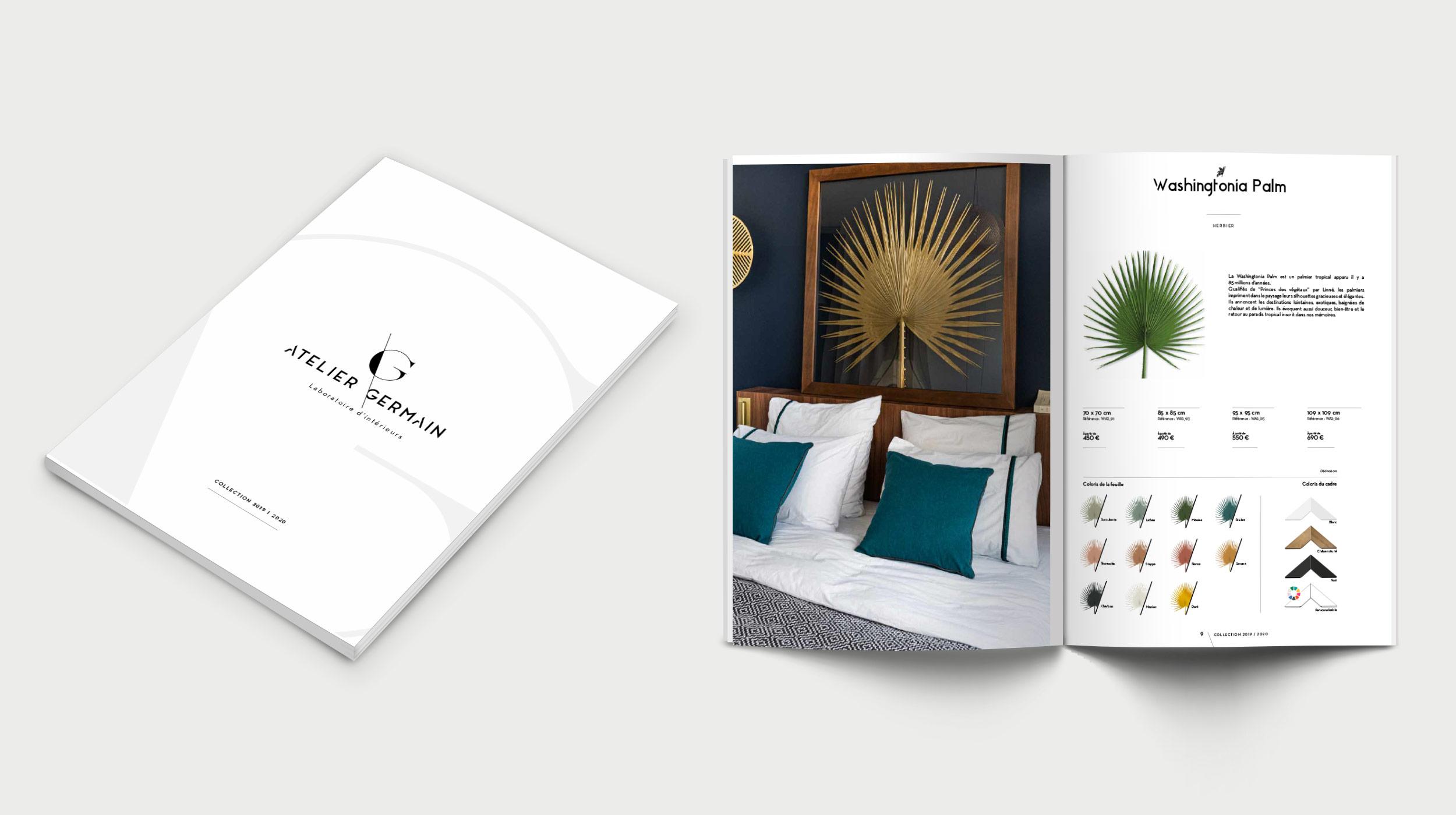 Atelier Germain - Catalogue 2020