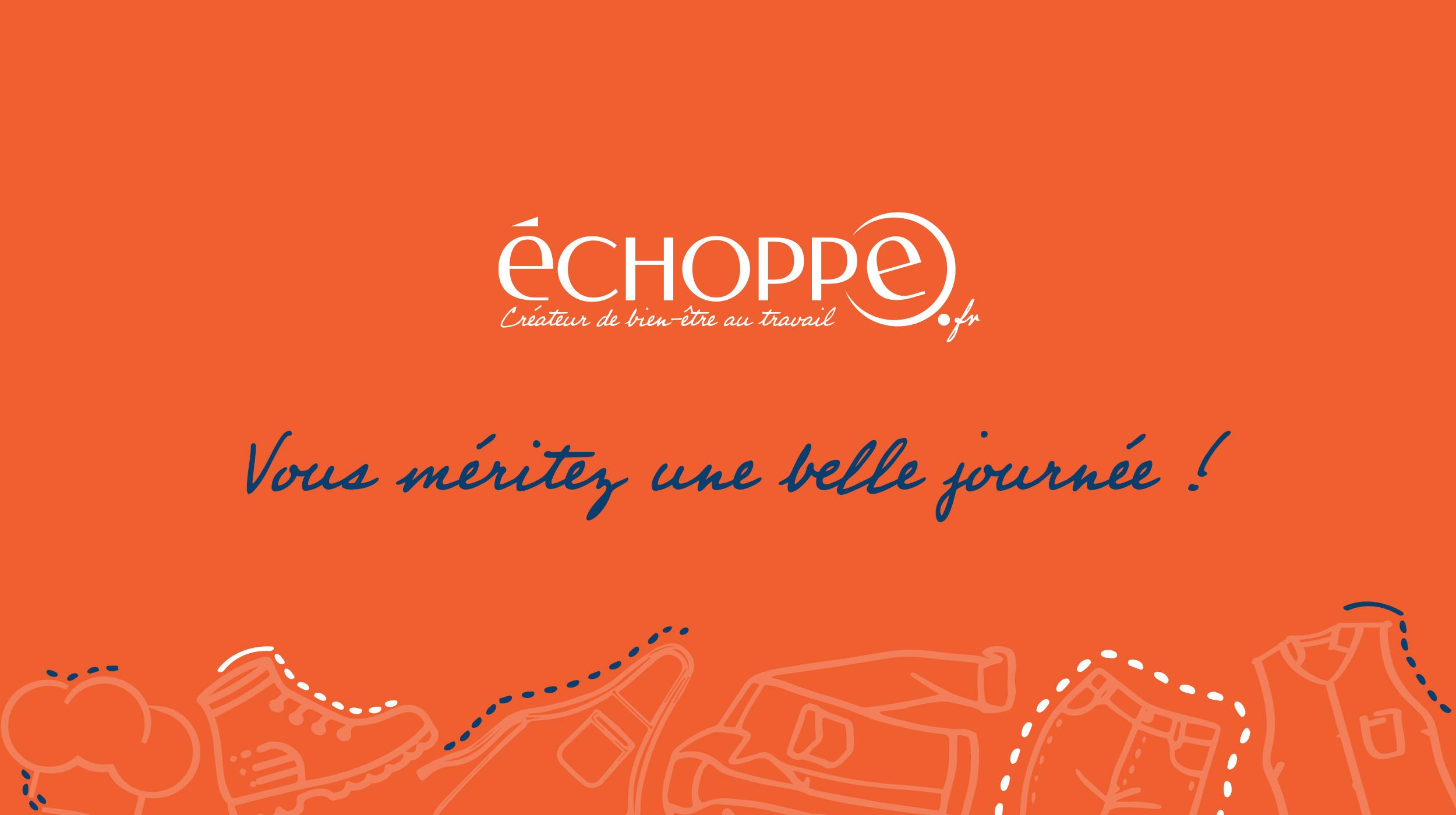 Identité visuelle L'ECHOPPE