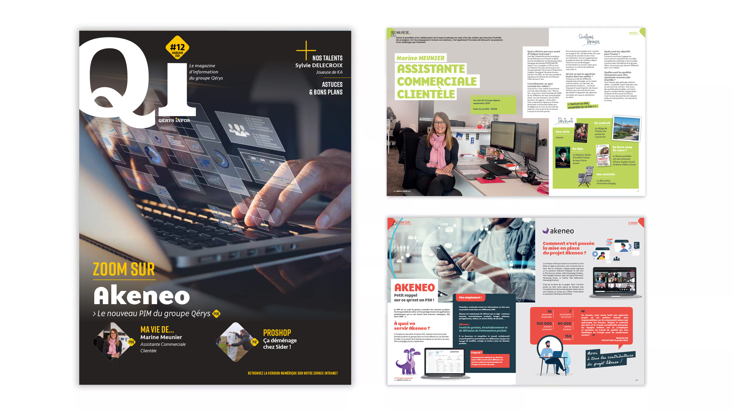 Qerys - Magazine Interne 12